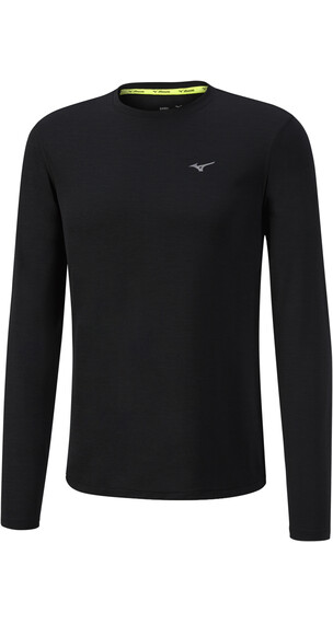 Mizuno Impulse Core LS Tee Men Black